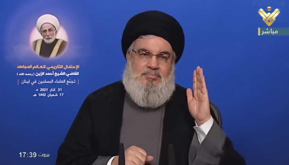 Sayyed Nasrallah: Ansarullah Will Never Accept Saudi Deception, KSA Royals Must Lift Blockade on Yemen before Ceasefire