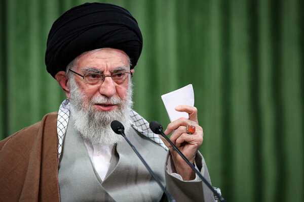 European Countries Lack Independence: Supreme Leader
