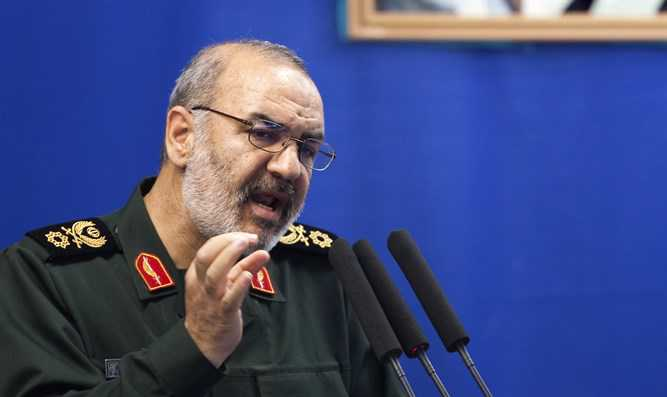 Enemy Destined for Graveyard of History: IRGC Chief