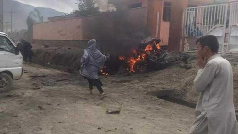 Blasts Targeting Afghan School in Kabul Kill 40, Injure Dozens