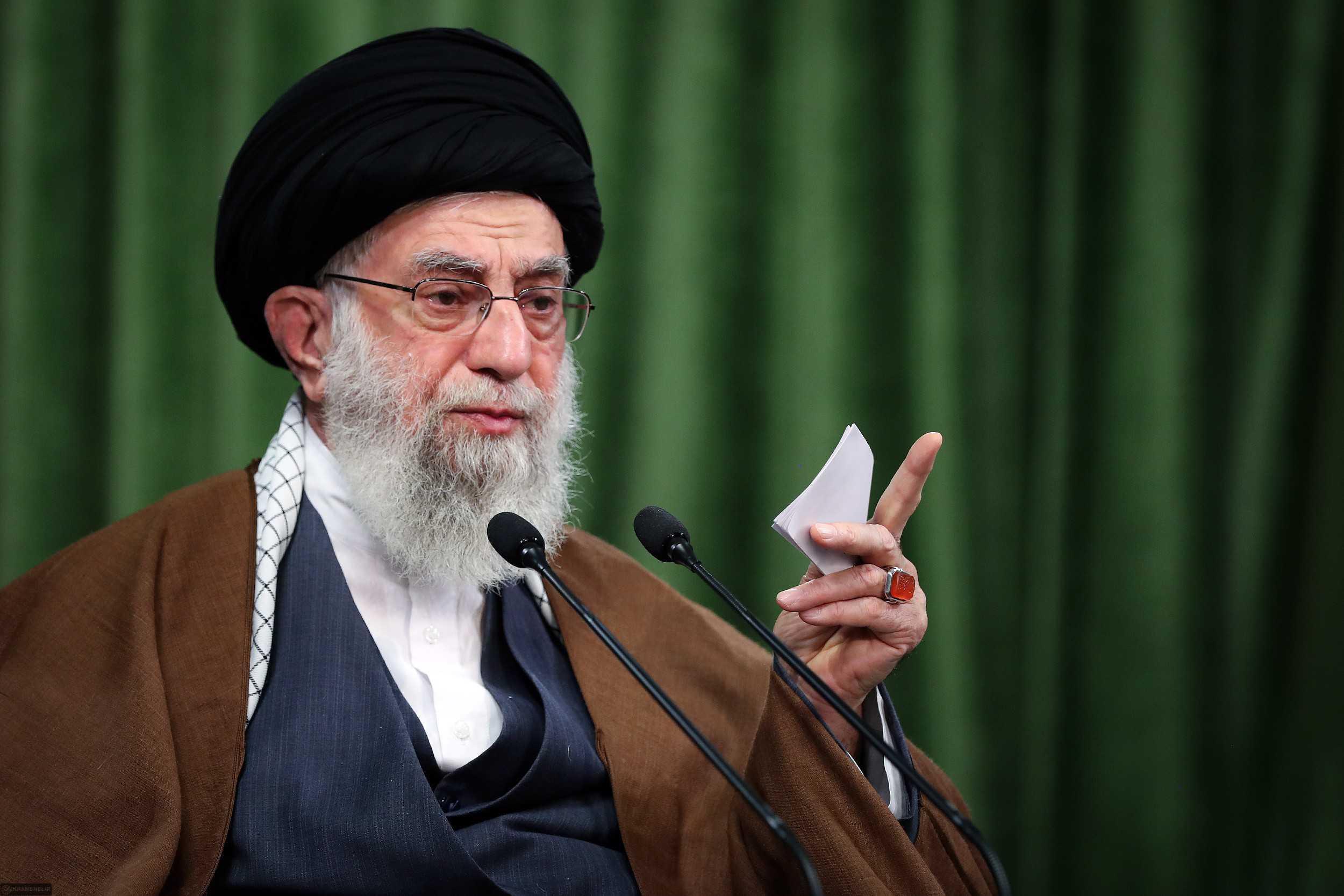 Imam Khamenei: Cooperation between Gaza, Al-Quds, West Bank, & 1948-occupied Lands Has Clarified Roadmap to Palestine's Future