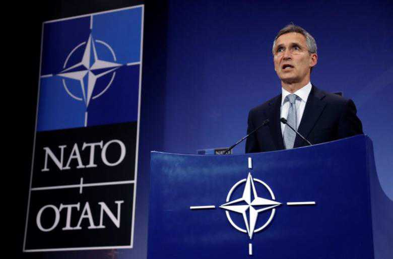 NATO Chief: Ties with Russia at 'Lowest Point' Since Cold War