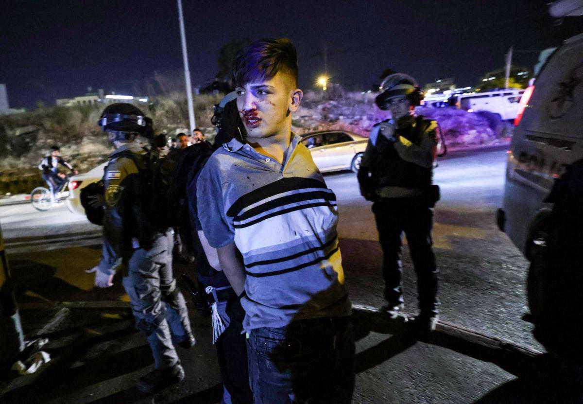 Zionist Settlers, Occupation Forces Renew Aggression on Al-Quds' Sheikh Jarrah: Video