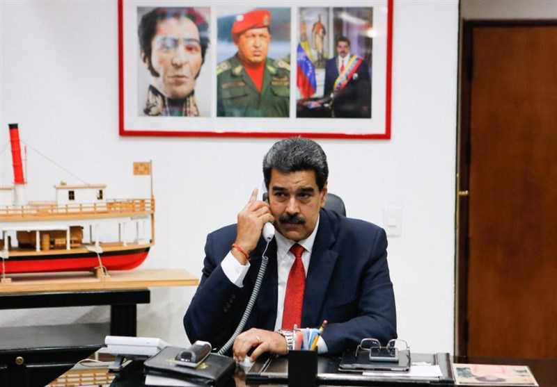 Maduro, Raisi Discuss Joint Fight against Imperialism