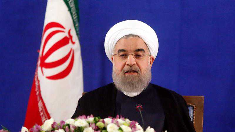Rouhani: Natural Gas Availability in Iran Hits 95%