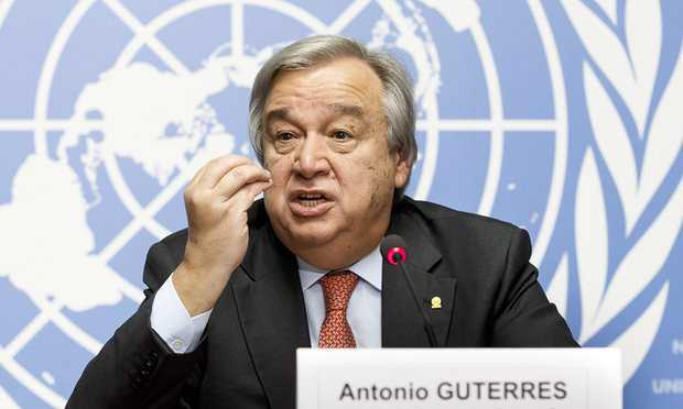 UN Chief: 11 Billion COVID-19 Vaccine Doses Needed to End Pandemic