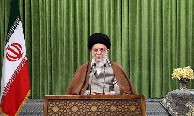 Leader Stresses 'West Not Trustworthy'