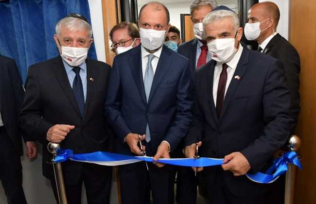 'Israel' Officially Opens Diplomatic Office in Morocco