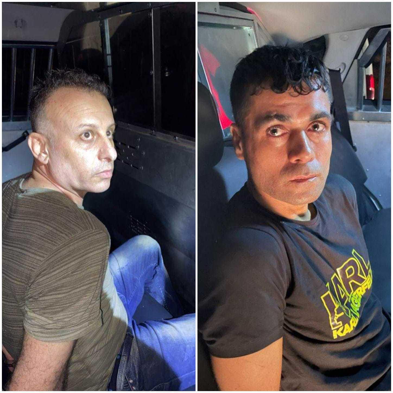 Israeli Occupation Captures 4 Jailbreak Heroes following 5-Day Massive Manhunt