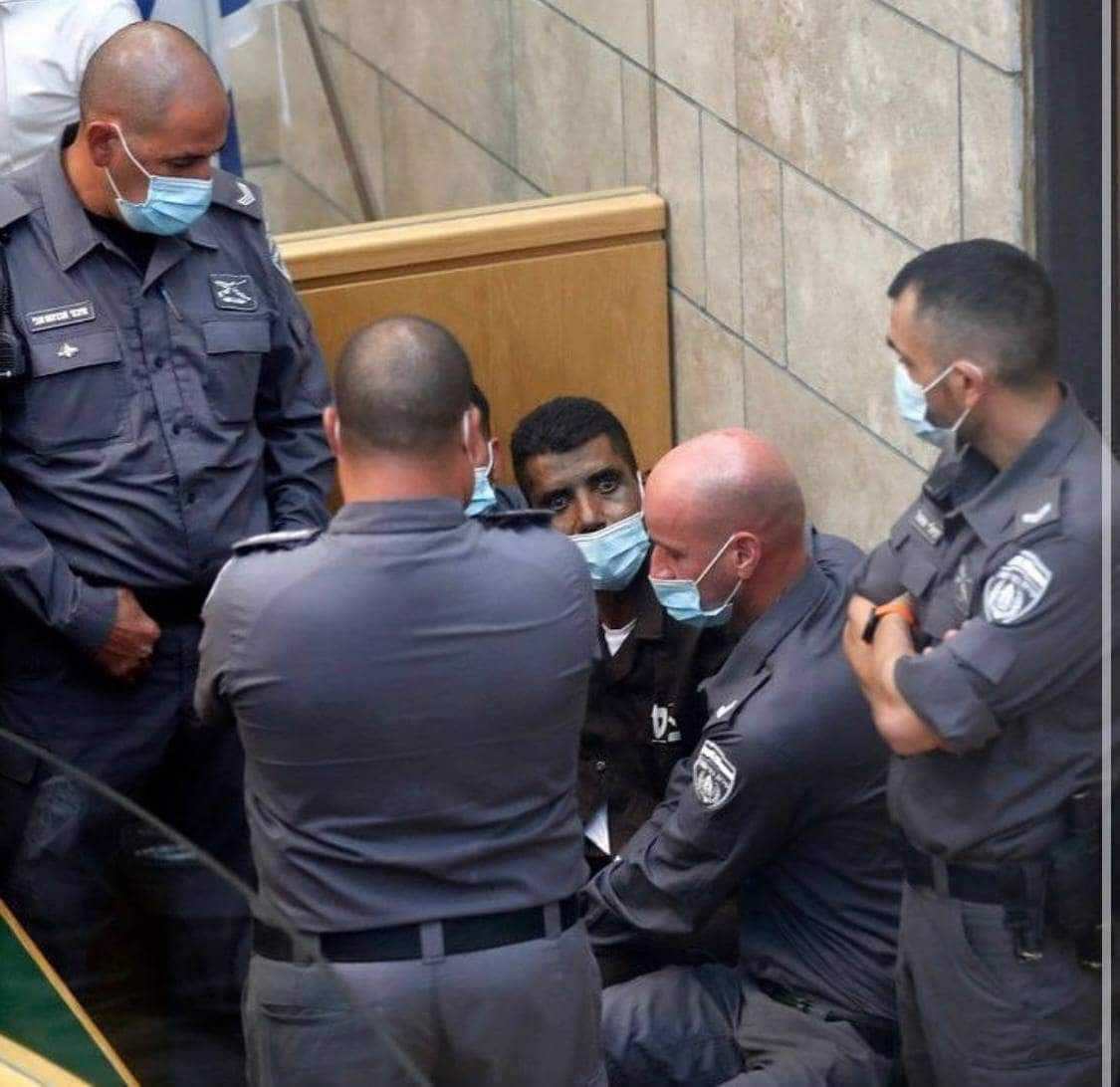 Palestine's Zubeidi Reportedly Transferred to Hospital after Health Deterioration