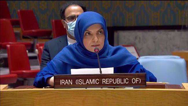 Iranian Diplomat Stresses Providing Humanitarian Aid in Syria