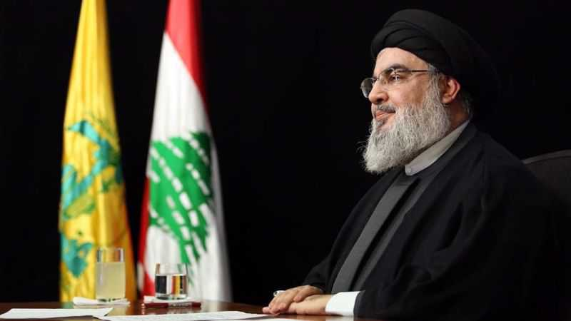Sayyed Nasrallah Appears in Televised Speech Tonight
