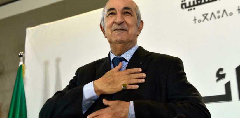 Algerian President Demands 'Total Respect' from France
