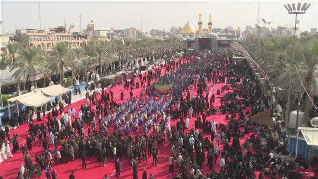 Muslims Mark Ashura with Mourning Ceremonies