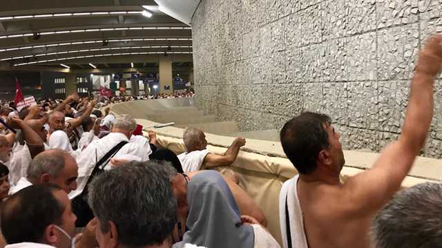 Pilgrims in Mecca, Muslims Worldwide Mark Eid Al-Adha