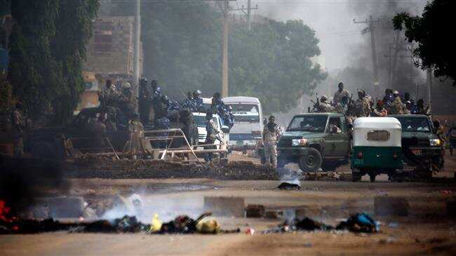 Sixty Dead in Crackdown on Sudan Protesters: Doctors