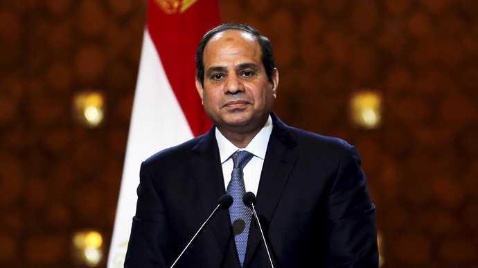Egypt's Sisi Denounces Turkey's Syria Offensive