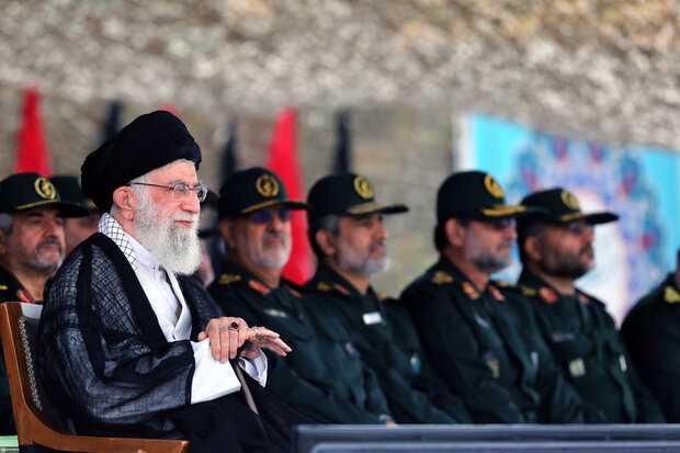 US Hostility Raised IRGC's Esteem: Leader