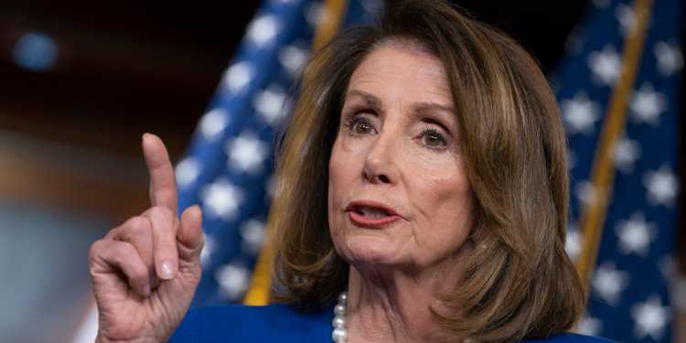 House Speaker Pelosi Blames Trump for 'Betraying' Kurds in Syria, Says Sanctions Not Enough