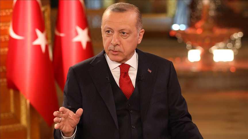 Erdogan Says Can No Longer 'Keep Track' of Trump's Tweets