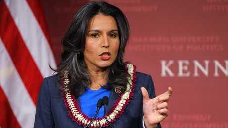 Candidate for US Presidency Tulsi Gabbard Accuses Trump of Supporting Terror: I Will End Draconian Sanctions on Syria