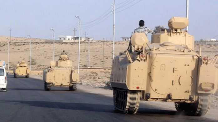 Egypt Says 13 Militants Killed in North Sinai