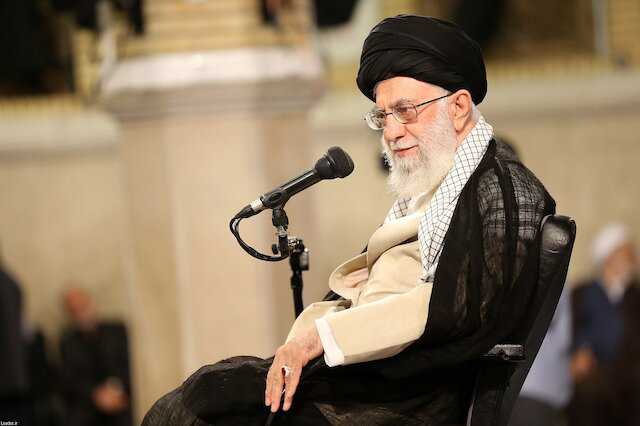 Imam Khamenei: Iranian Nation Proved It's Powerful, Enemies Received Slap in the Face