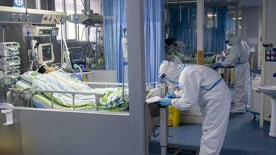China's Coronavirus Death Toll Nears 1,400, Six Health Workers among Victims