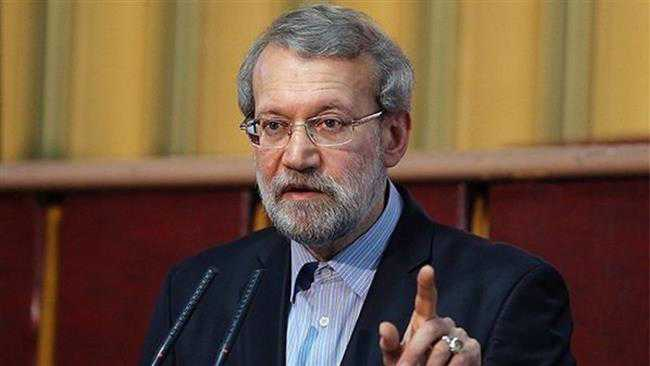 Larijani Says Lebanon Endures Critical Stage, Confirms Iran Ready to Cooperate with New Government