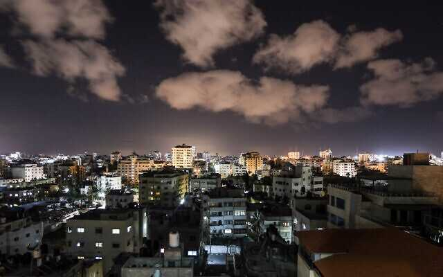 Cautious Calm in Gaza after Reported Ceasefire