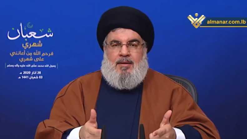 Sayyed Nasrallah: Returning Lebanese Expatriates Stranded in Corona-hit Countries Must Start Immediately