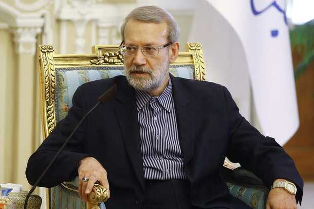 Military option cannot solve Syrian issue: Larijani