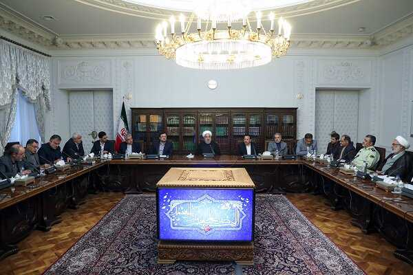 People's privacy must be completely protected in cyberspace: Rouhani