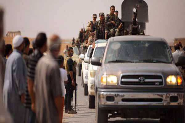 Syrian government forces enter city of Kobani: Syrian Observatory