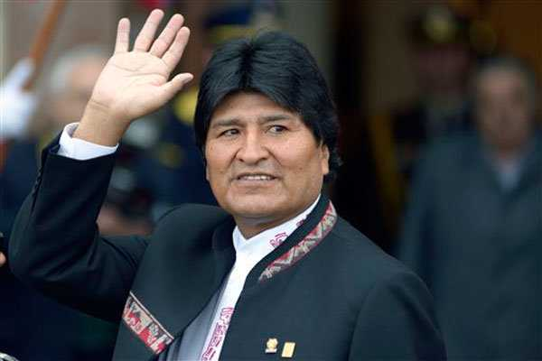 Bolivian president wins presidential election: electoral authority