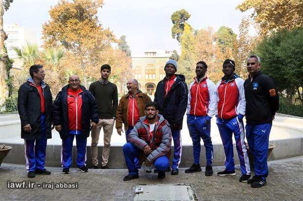 Cuban team leaves Iran as Greco-Roman World Cup cancelation looms