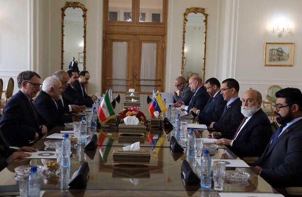 Iran, Venezuela FMs discuss bilateral ties in Tehran