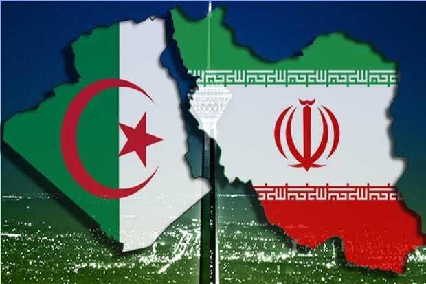 Algeria rejects Trump's Mideast plan during talks with FM Zarif