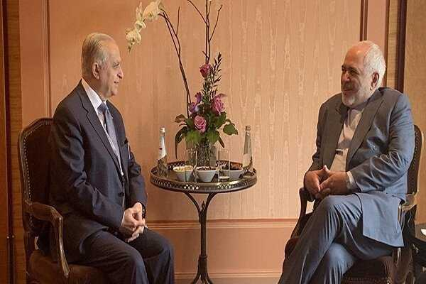 FM Zarif, Iraqi counterpart hold talks in Munich