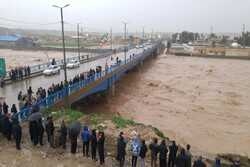 VIDEO: Flood hits Pol Dokhtar in Lorestan province
