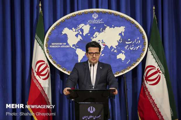FM spox expresses regret over Hungary's expelling 17 Iranian students