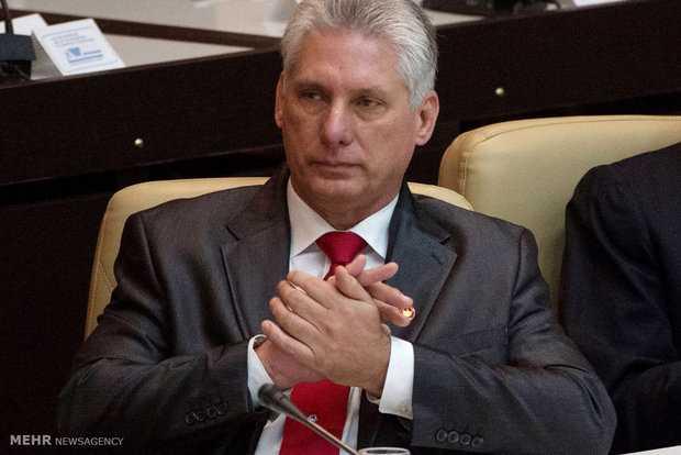 Cuban President hails arrival of Iran fuel tankers to Venezuela