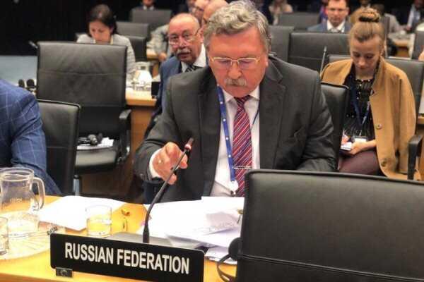 JCPOA opponents seeking to undermine Tehran-IAEA coop.: Ulyanov