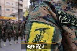 VIDEO: Hezbollah warns Israeli enemy by showing military preparedness