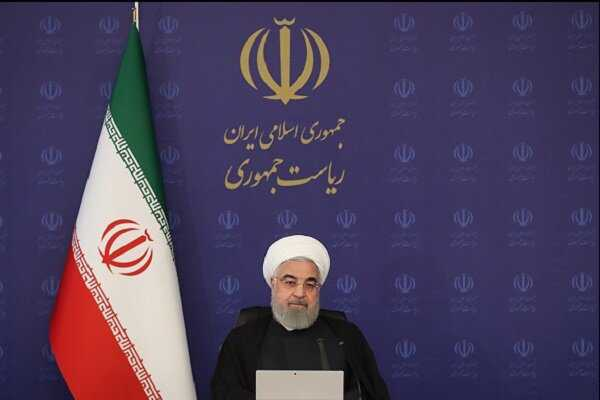 Rouhani extends hand of friendship with new Parliament