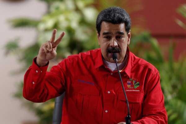 Maduro says tankers symbol of Iran, Venezuela's 'courage, freedom'