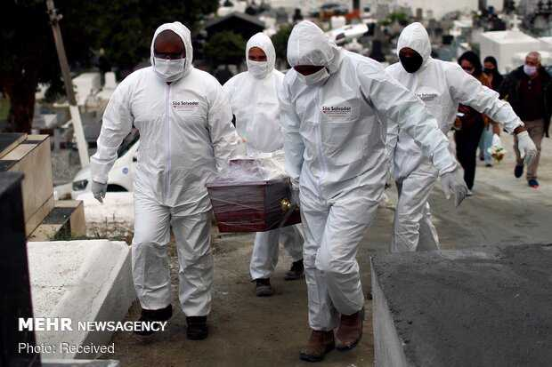 Over 17m people infected by COVID-19, death toll at 670,256
