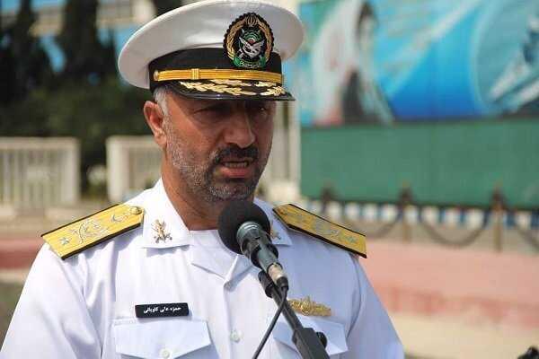 US seeks to secure illegitimate interests in region: cmdr.