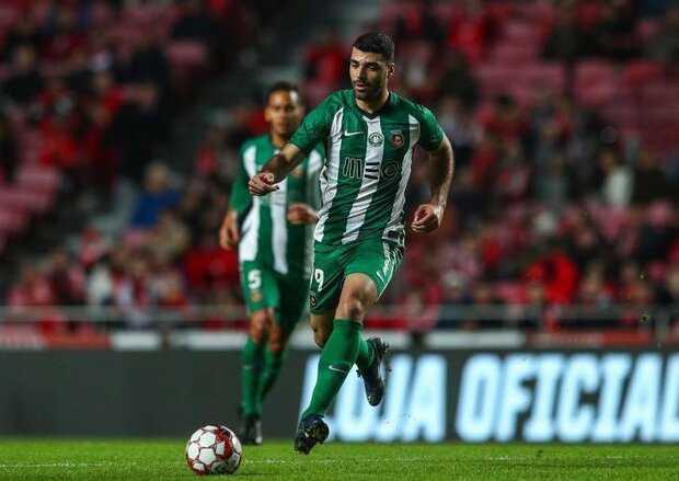 Rio Ave confirms Porto's interest in Taremi