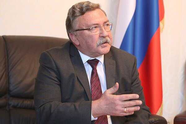 Russia's policy not determined by US threats: Ulyanov